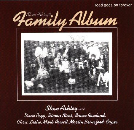 Steve Ashley Musician His Fifth Album Steve Ashley's
